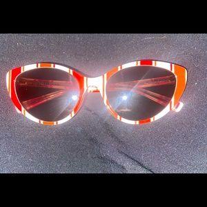 Kids Dolce & Gabbana cat eye sunglasses